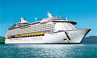 Adventure Of The Seas Cruise Ship Information