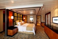 Royal Suite on Liberty Of The Seas