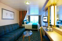 Superior Oceanview Stateroom with Balcony on Liberty
