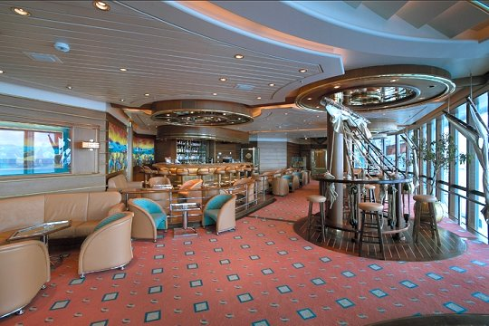 Enchantment Of The Seas Schooner Bar