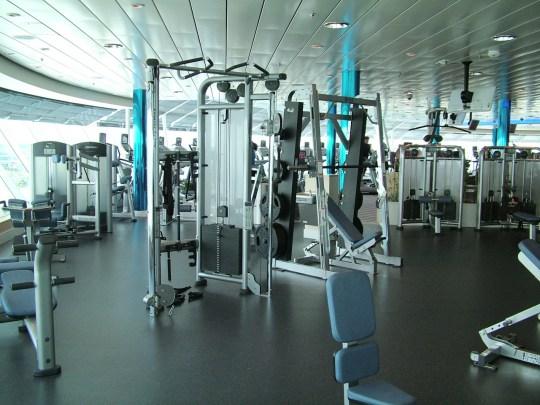 Celebrity fitness body combat instructor